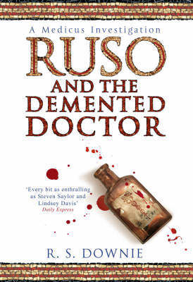 Ruso and the Demented Doctor by R.S. Downie image