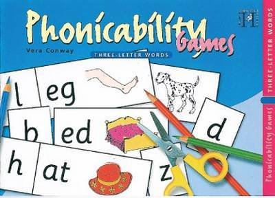 Phonicability Games by Vera Conway