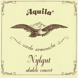 Aquila Concert Ukulele Regular Nylgut String Set