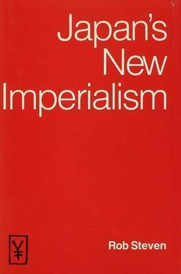 Japan's New Imperialism by Rob Steven image
