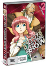Coyote Ragtime Show V2 - Cliffhanger on DVD