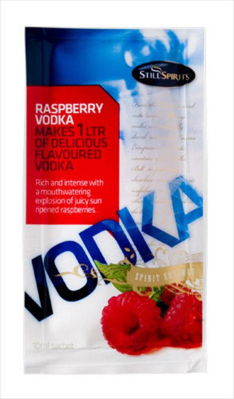 Still Spirits Raspberry Vodka (Makes 1L)
