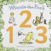 Winnie-the-Pooh 123 by Egmont Publishing UK