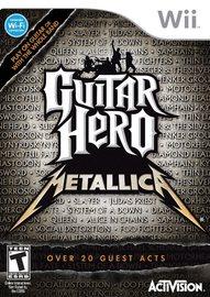 Guitar Hero: Metallica for Nintendo Wii image