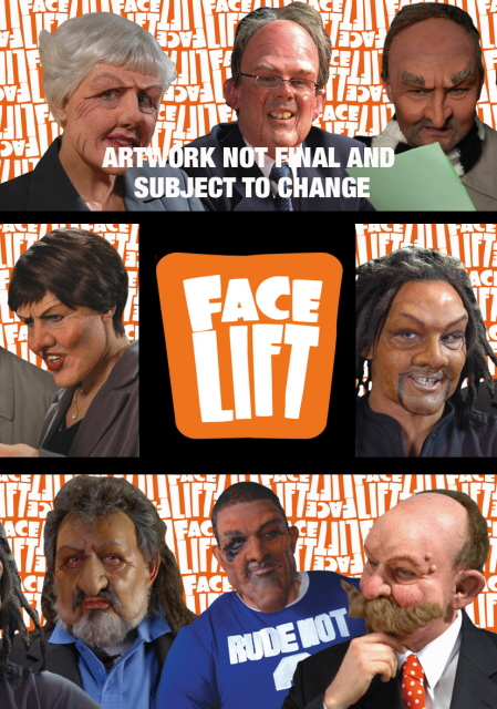 Facelift on DVD image