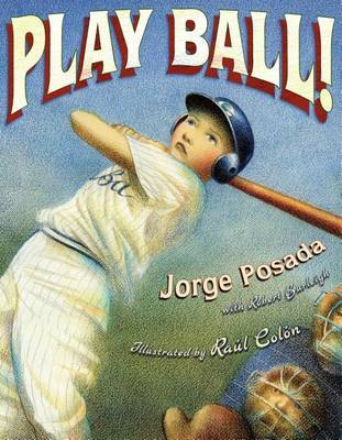 Play Ball! by Jorge Posada image