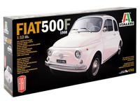 Italeri: 1/12 Fiat 500F (1968) - Model Kit