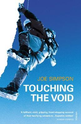 Touching The Void by Joe Simpson image