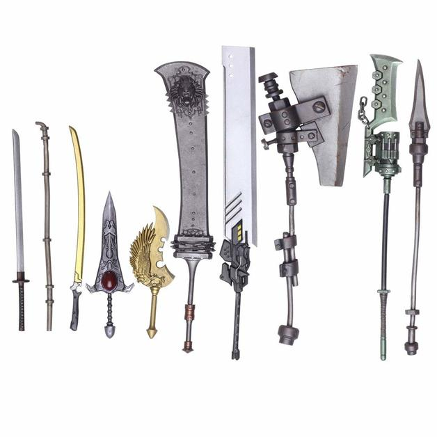 NieR:Automata: Bring Arts - Trading Weapon Collection [Complete Set]