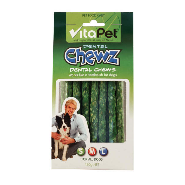 Vitapet: Calcium Dental Bones (20 x 180g)