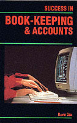 Success in Book-keeping and Accounts by David Cox image