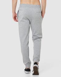 Elwood: Core Track Pants 2 - Grey Marle (X-Large)