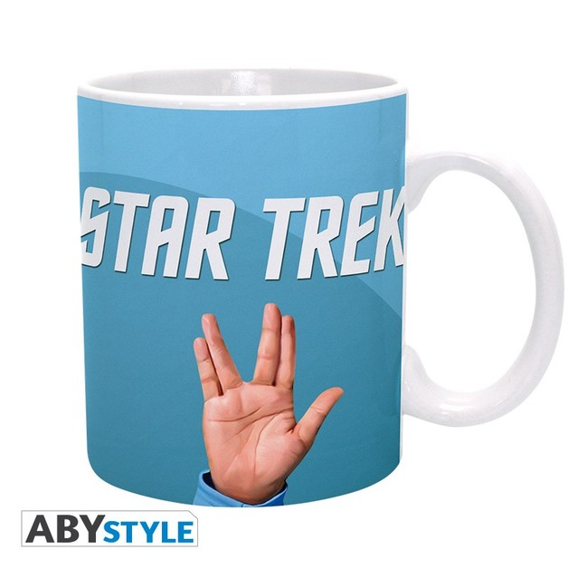 Star Trek: Mug - Spock (320ml)