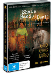 Shake Hands With The Devil on DVD