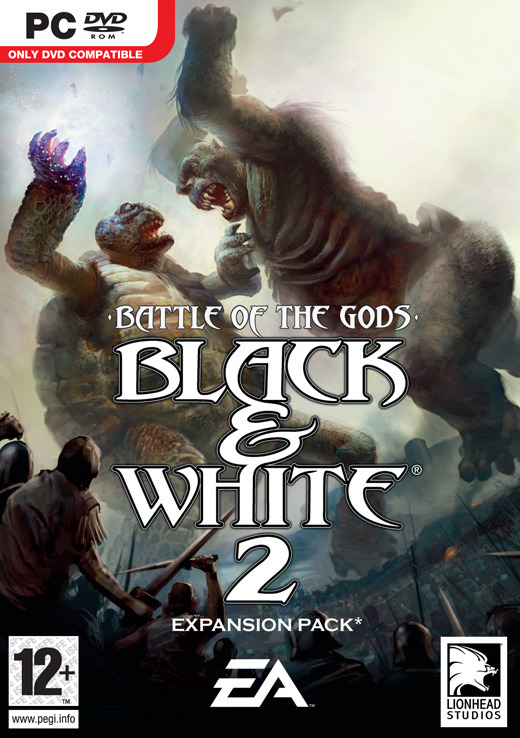 Black & White 2: Battle of the Gods Expansion for PC Games
