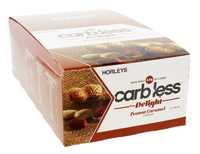 Horleys Carb Less Delight - Peanut Caramel 15x30g