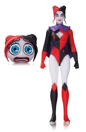 DC Comics Designer Series Super Hero Harley Quinn Action Figure image