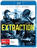 Extraction on Blu-ray