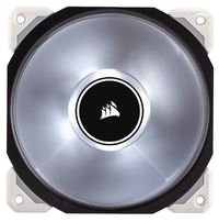 Corsair ML120 Pro 120mm Premium Magnetic Levitation Fan - White LED