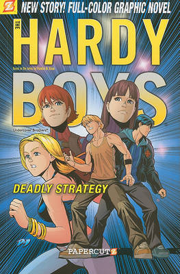 Hardy Boys 20 by Scott Lobdell image