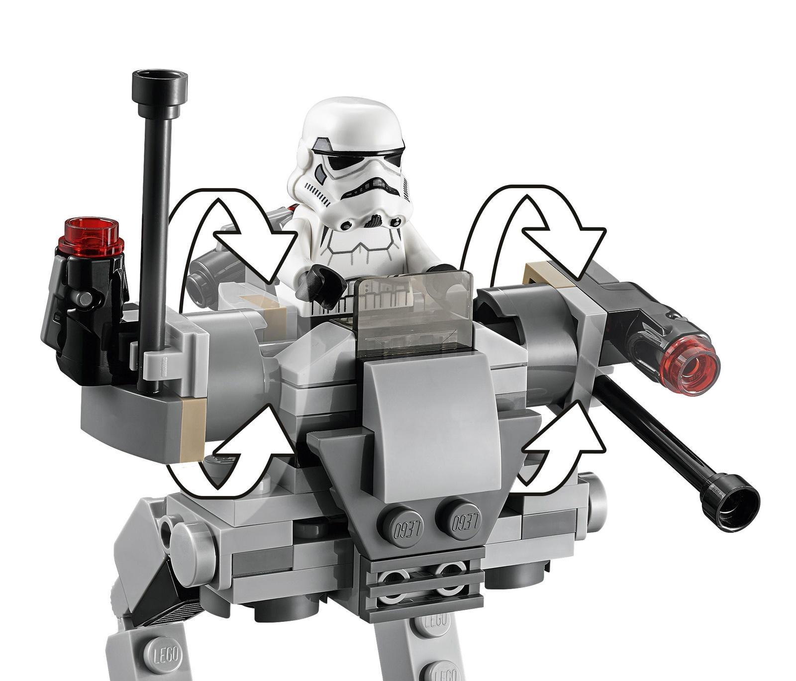 Lego Star Wars Battles 0 30 Apk: LEGO Star Wars: Imperial Trooper Battle Pack (75165)