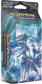 Pokemon TCG Burning Shadows Theme Deck: Ninetales image