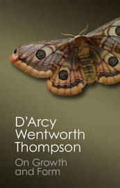 Canto Classics by D'Arcy Wentworth Thompson