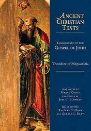 Commentary on the Gospel of John by Theodore Of Mopsuestia image
