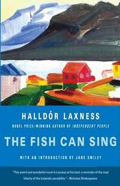 The Fish Can Sing by Halldor Laxness image