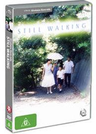 Still Walking on DVD image