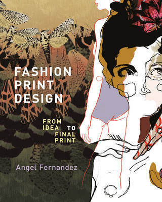 Fashion Print Design by Angel Fernandez