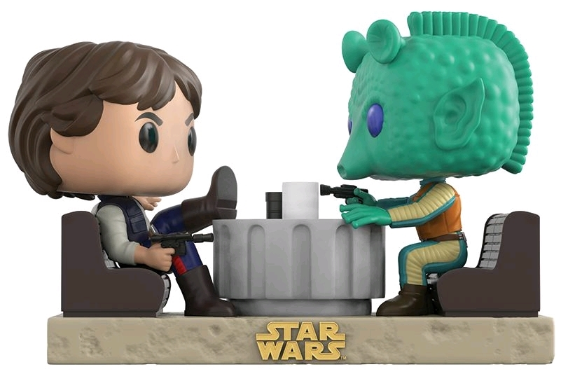Cantina Faceoff - Pop! Vinyl 2-Pack | at Mighty Ape NZ