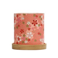 Mini Glass Lantern Dreams Dusty (Pink) image