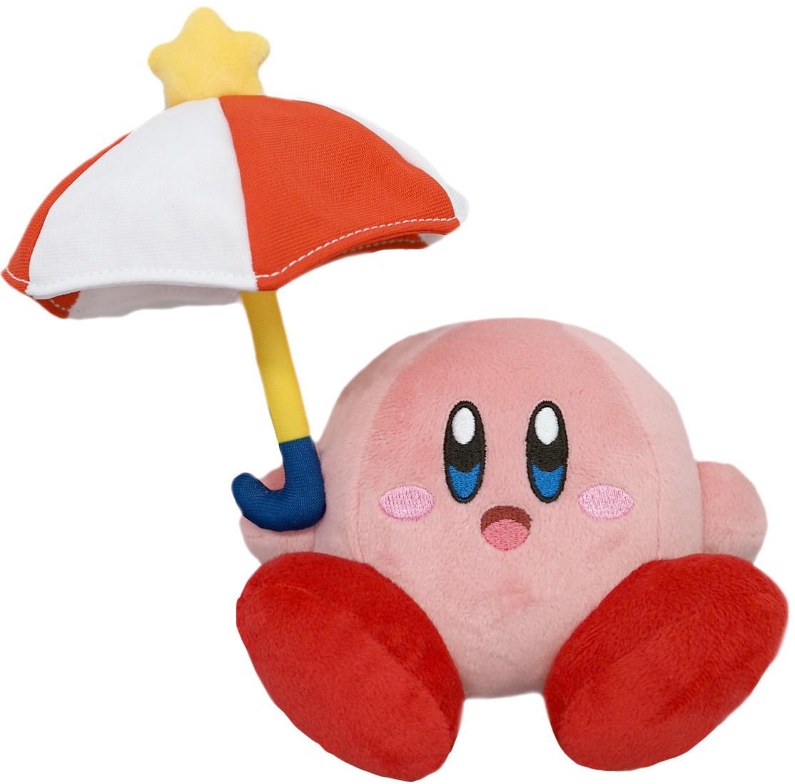 "Kirby: Mirror Parasol - 5"" Plush image"
