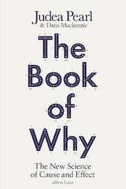 The Book of Why by Judea Pearl