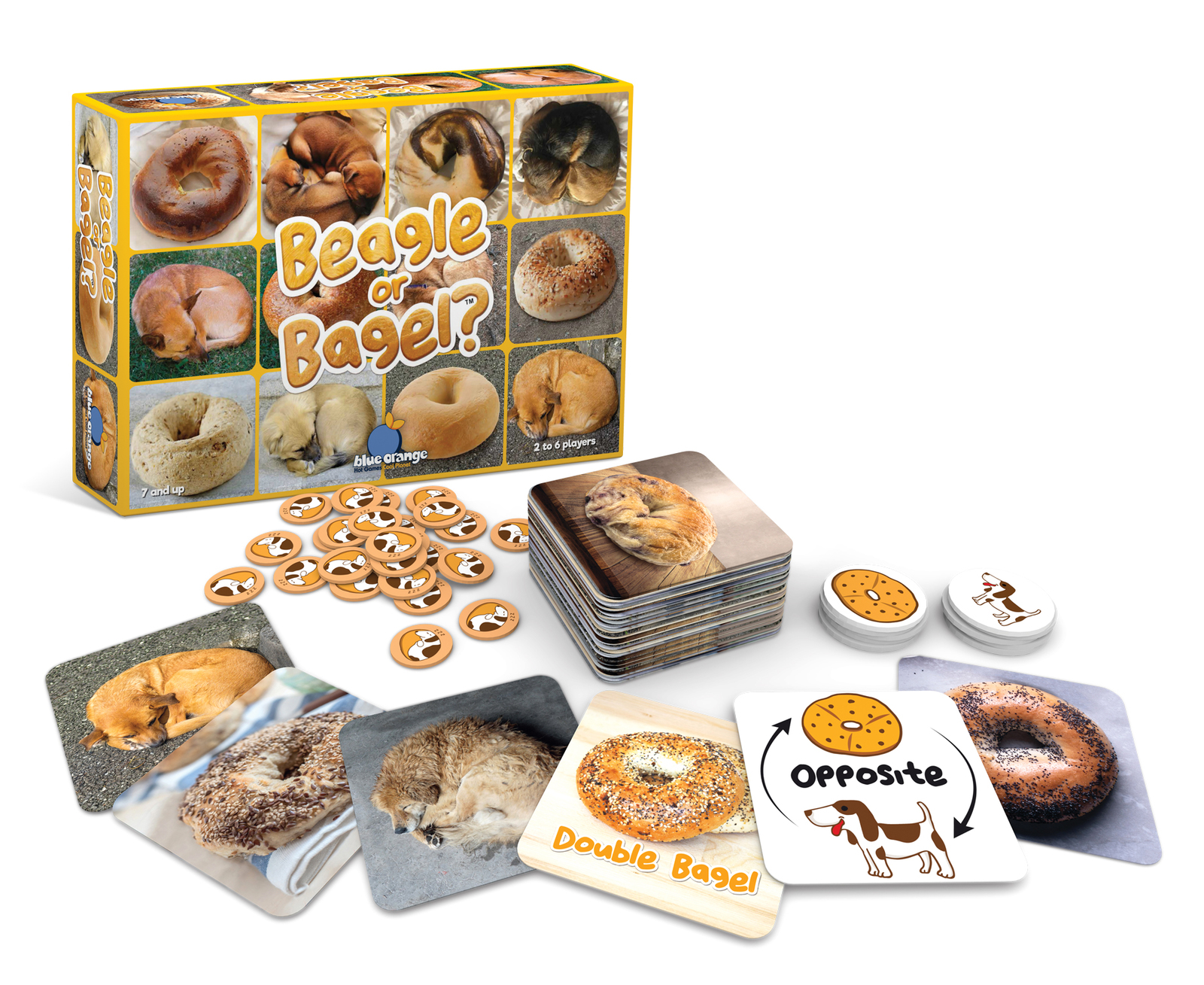 Beagle or Bagel - Party Game image