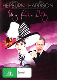 My Fair Lady on DVD