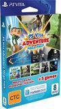 Sony PS Vita Adventure Mega Pack for PlayStation Vita