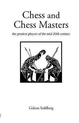 Chess and Chess Masters by Gideon Stahlberg image