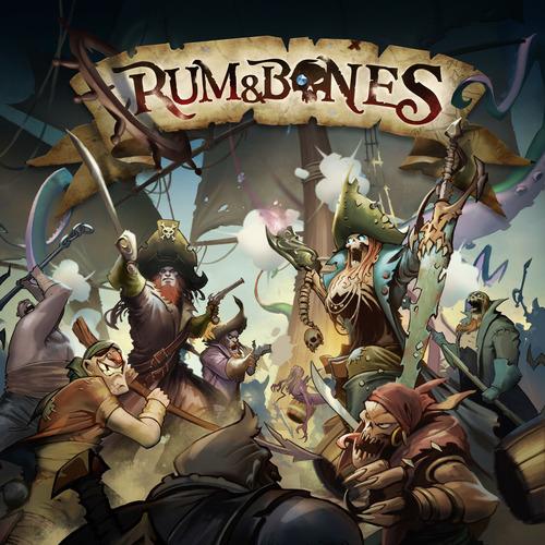 Rum & Bones - Board Game