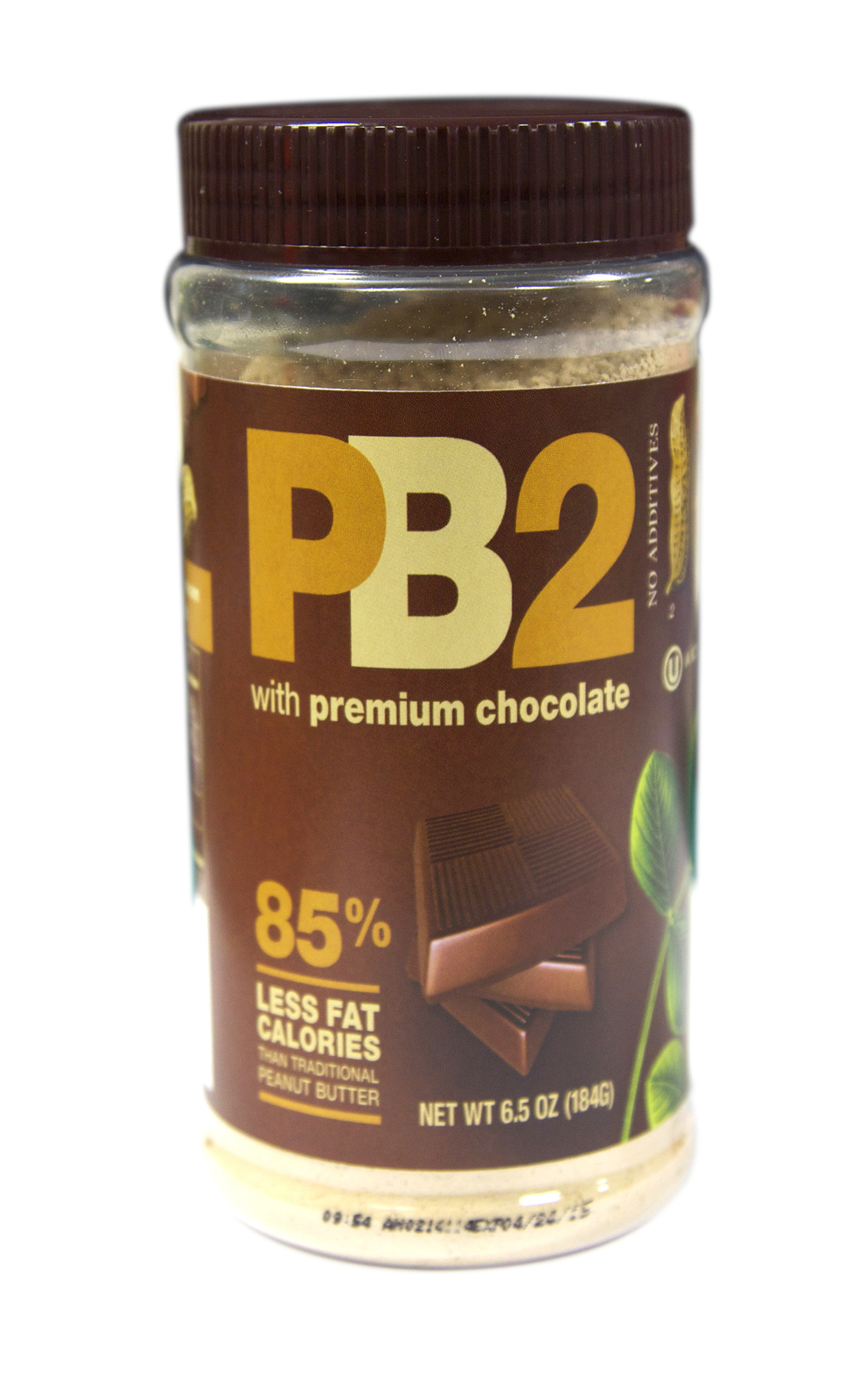 PB2 Powdered Peanut Butter - Chocolate (184g) image