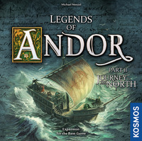 Legends of Andor: Journey to the North - Expansion
