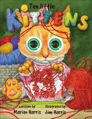 Ten Little Kittens (Eyeball Animation) by Marian Harris image