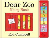 Dear Zoo Noisy Book by Rod Campbell