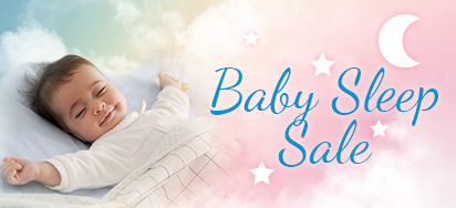 Baby Sleep Sale!