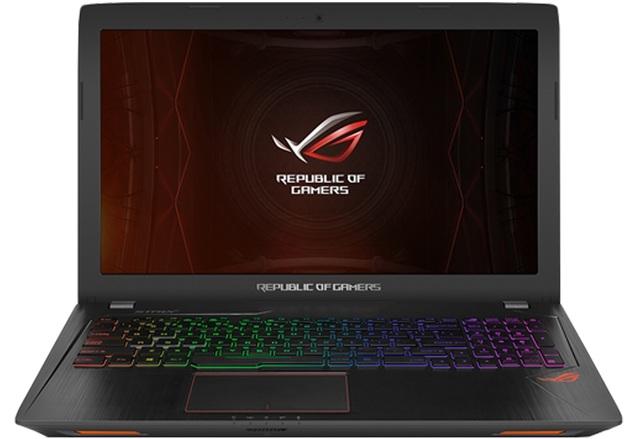 "ASUS ROG GL553VD-DM365T 15.6"" Gaming Laptop Intel Core i7-7700HQ 8GB NVIDIA GTX 1050 4GB"