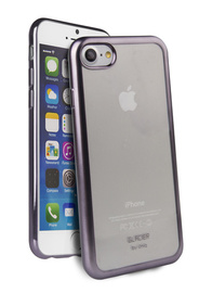 Uniq Hybrid Apple iPhone 7 Glacier Frost Froz - Gunmetal