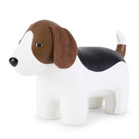 Zuny: Bookend Classic Beagle Brown