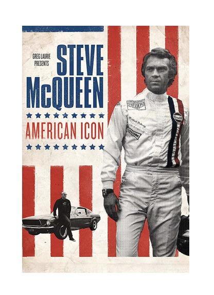 Steve McQueen-An American Icon Bio/Doco on DVD