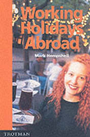 Working Holidays Abroad by Mark Hempshall image